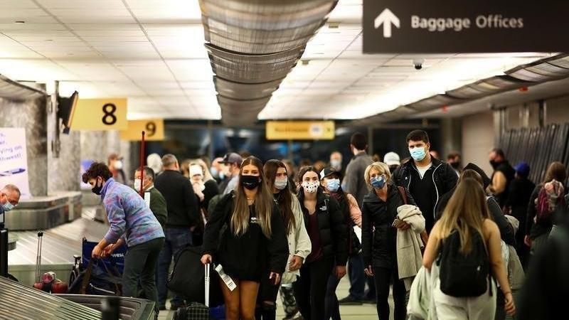 ABD'de maske yasağı yeniden gündemde