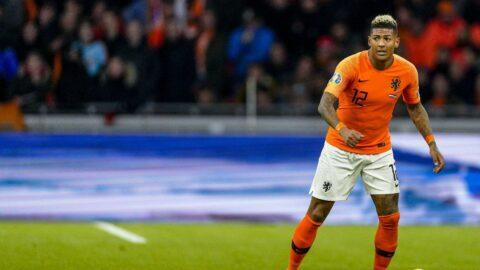 Galatasaray'ın Hollandalı yıldızı Patrick van Aanholt İstanbul'da
