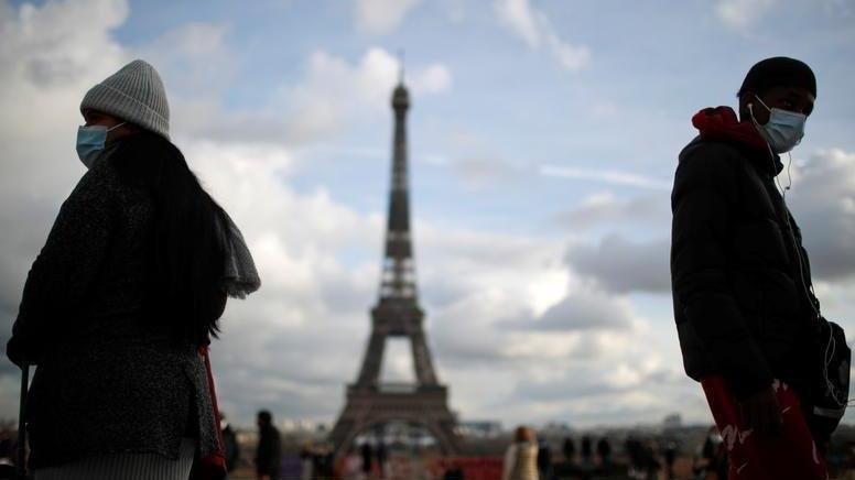 Fransa'da toplam vaka sayısı 6 milyonu aştı