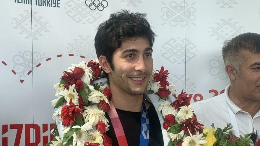 Hakan Reçber: Elimden geleni yaptım ve bronz madalya kazandım