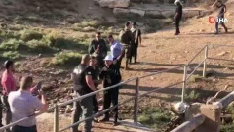 İsrail'den Filistinli protestoculara sert müdahale: 1 ölü, 158 yaralı