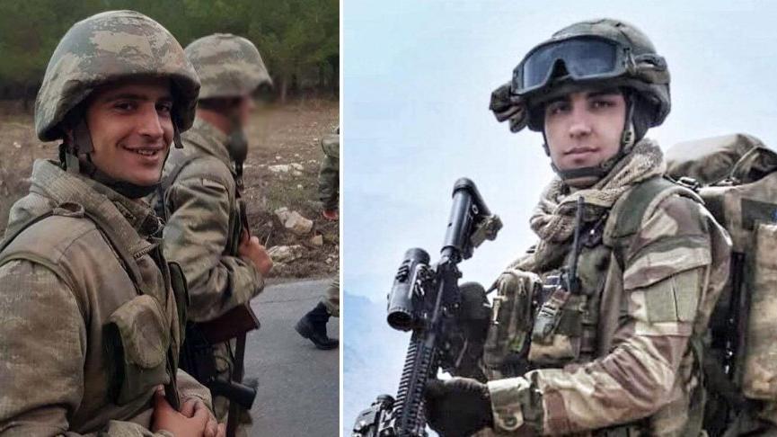 MSB acı haberi duyurdu: 2 askerimiz şehit, 1 yaralı
