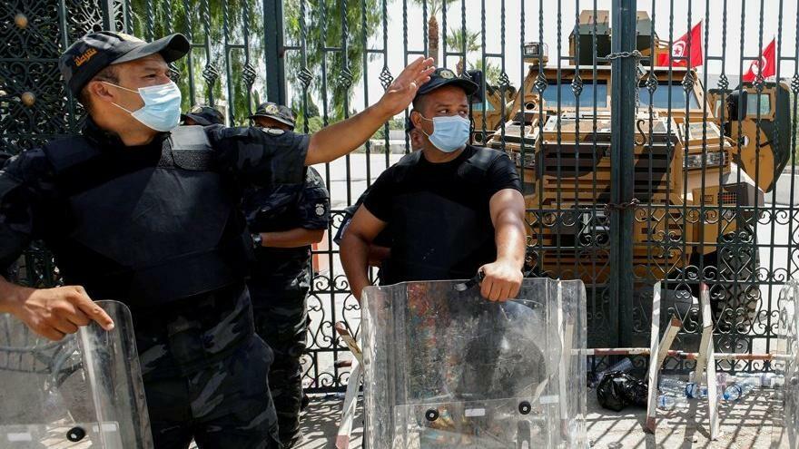 Tunus cumhurbaşkanından ABD'ye telefon