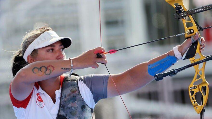 Yasemin Ecem Anagöz üçüncü turda   2020 Tokyo Olimpiyatları