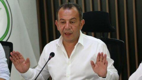 Bolu Belediye Başkanı Tanju Özcan hakkında soruşturma başlatıldı
