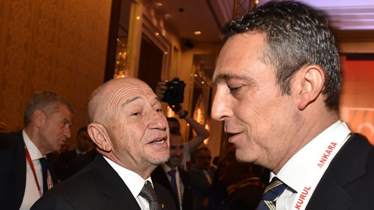 TFF Başkanı Nihat Özdemir'den yanıt: 'Büyük sıkıntı çekiyoruz'