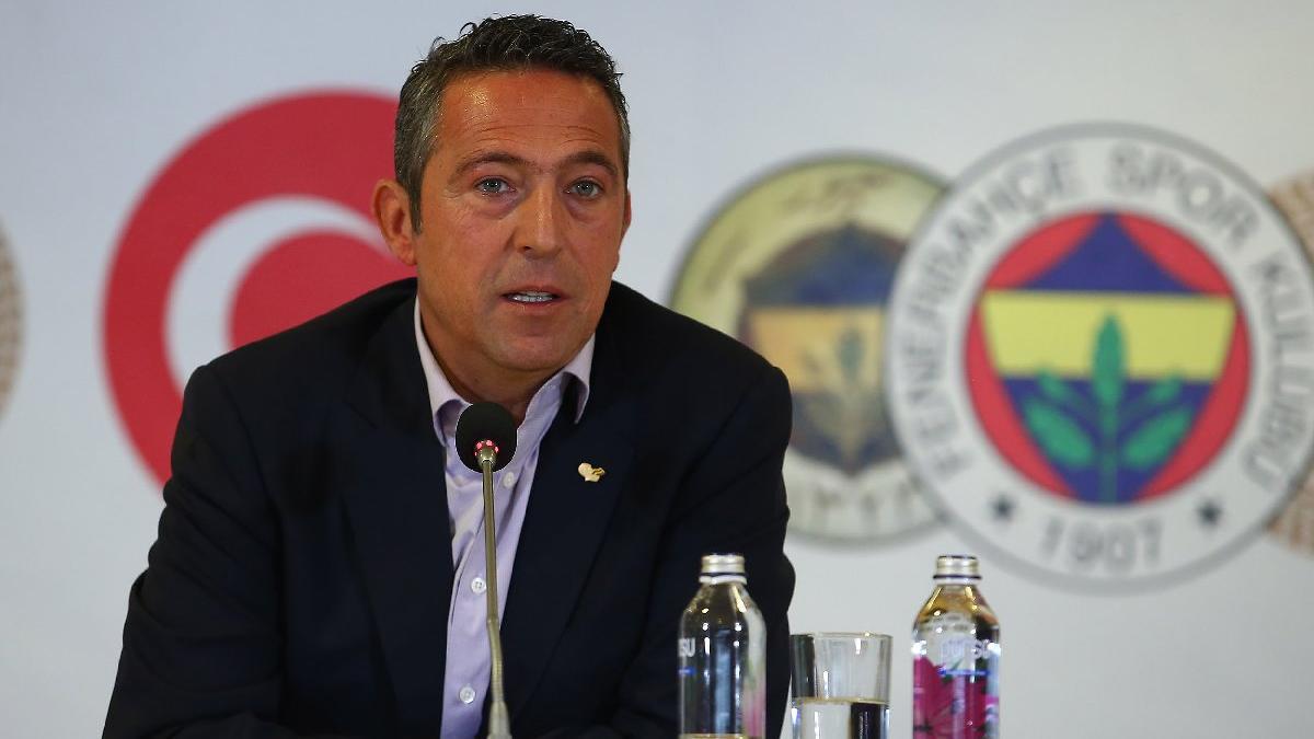 Fenerbahçe Başkanı Ali Koç TFF'yi topa tuttu: 'Ahlaksızlık, acizlik'