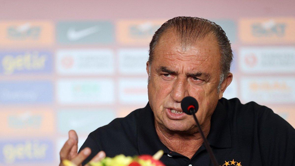 Fatih Terim: Her maç 7 Eylül'e kadar önemli