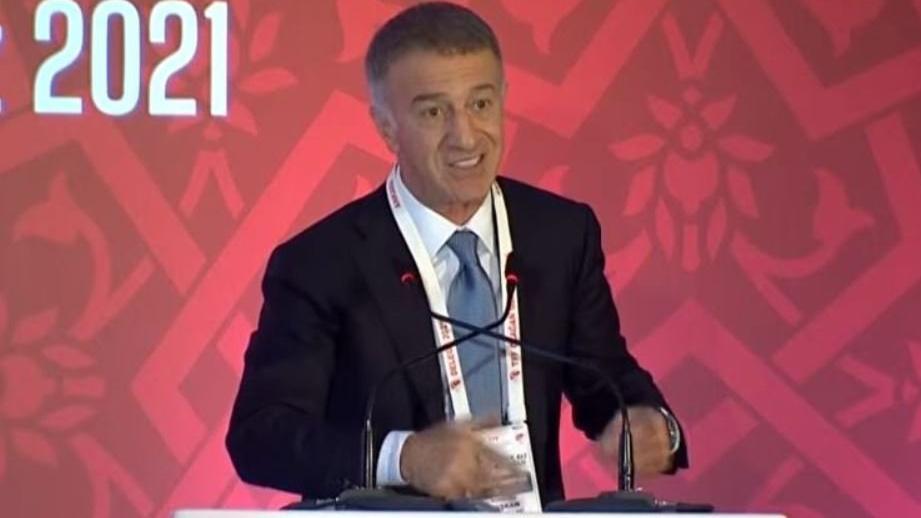 Ahmet Ağaoğlu: Tarlada çalışan biz, ürünümüzü pazarlayan siz