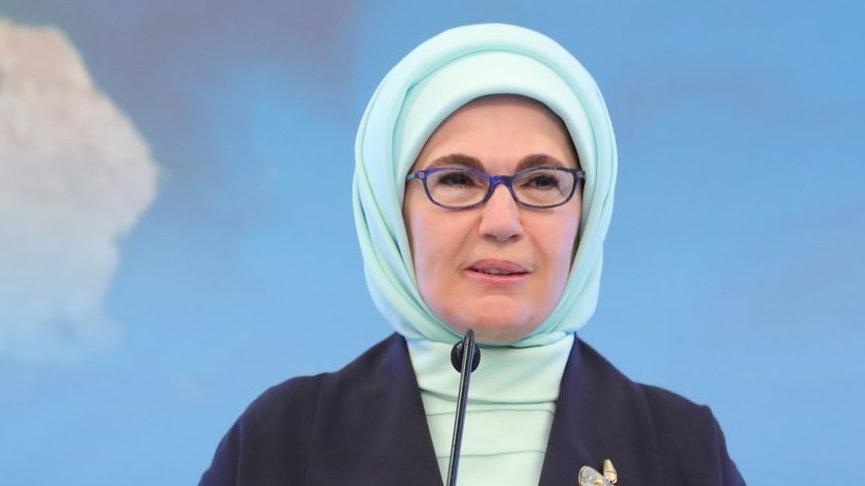 Emine Erdoğan: Doğa, üzerine titrememiz gereken yegâne hazinemizdir