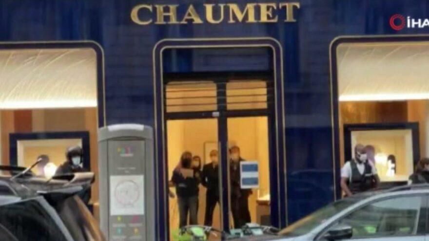 Fransa'da çalınan yaklaşık 2 milyon Euro'luk mücevherin çoğu ele geçirildi