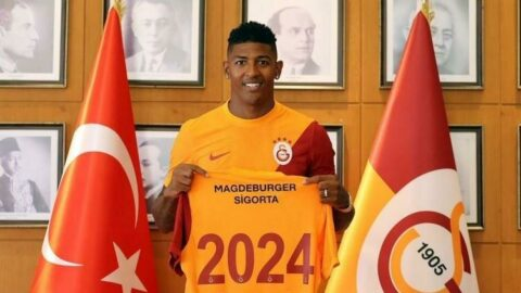 Son dakika | Galatasaray Patrick Van Aanholt'ı KAP'a bildirdi