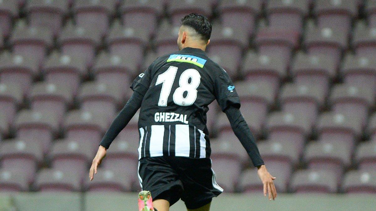 Beşiktaş, Rachid Ghezzal ile anlaşmaya vardı