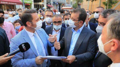 İmamoğlu'ndan İstiklal Caddesi açıklaması: İstanbul için kimlikli bir alan haline getireceğiz