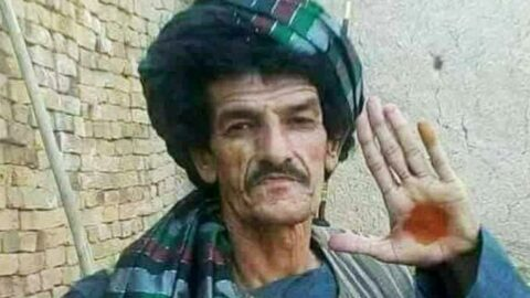 Afgan komedyen infaz edildi iddiası