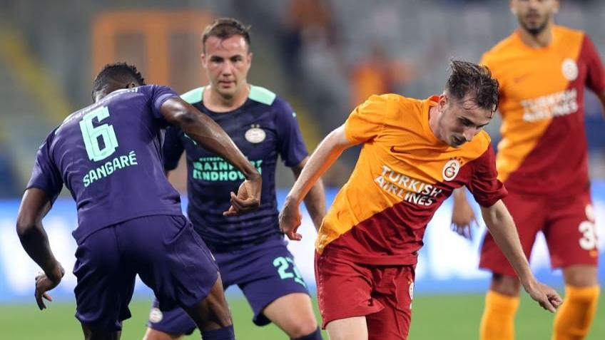 Galatasaray Şampiyonlar Ligi'ne veda etti! PSV'ye İstanbul'da da kaybettik...