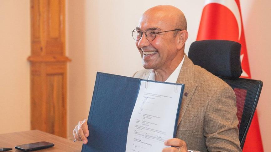 İzmir tarihinin en büyük yatırımı için 125 milyon avroluk kredi