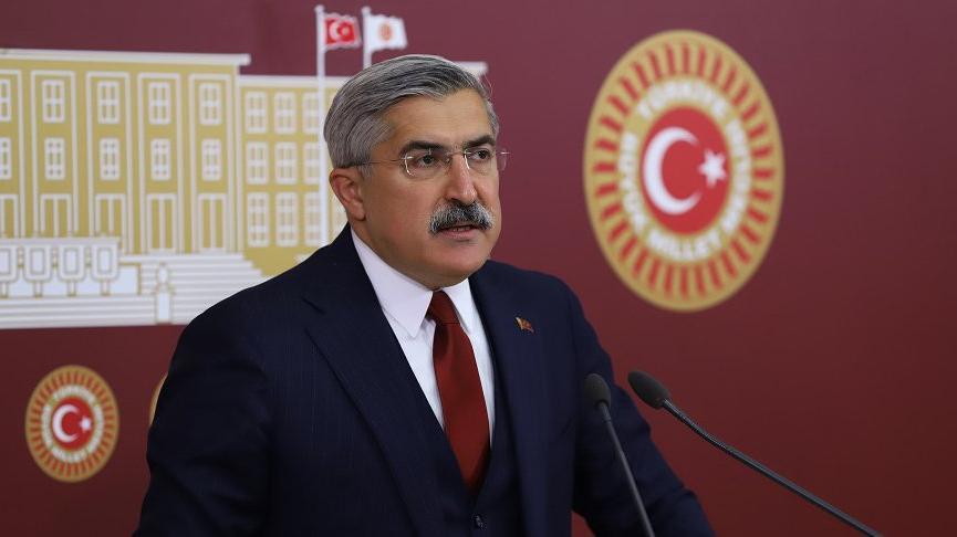 AKP'li vekil: Çağdaş bir sosyal medya yasasını önümüzdeki günlerde çalışacağız