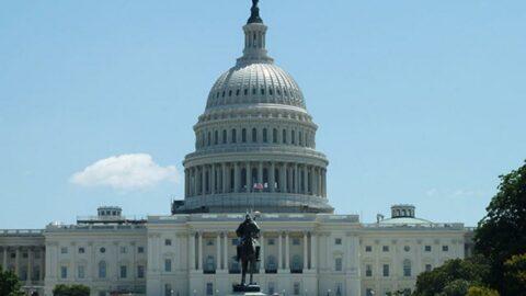 ABD Kongre Binası'nda maske takma zorunluluğu getirildi