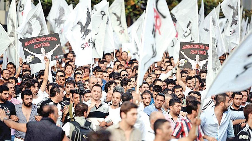 Gezi-Çarşı davalarına skandal birleşme