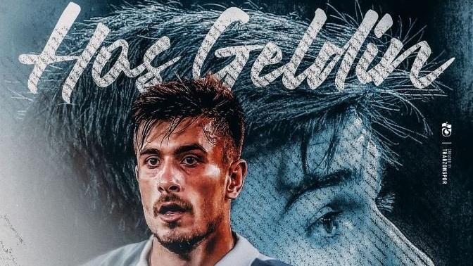 Son dakika | Trabzonspor Dorukhan Toköz'ü KAP'a bildirdi