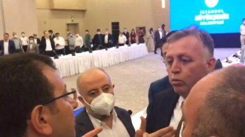 İmamoğlu ile bakanlık yetkilisi arasında gerilim: Böyle kibirli belediye başkanı görmedim