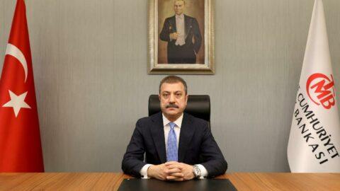 TCMB Başkanı: Enflasyonla mücadelede yalnız bırakıldık