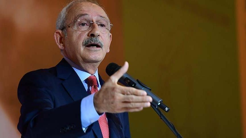 Kemal Kılıçdaroğlu'ndan orman yangını çıkışı