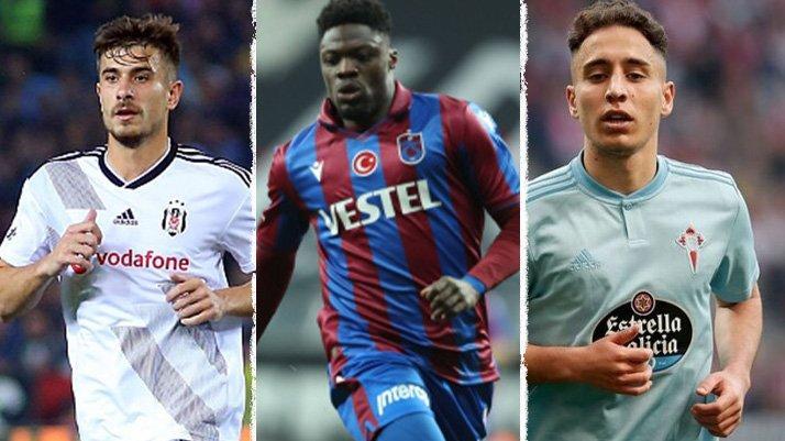 Trabzonspor'da Dorukhan tamam! Ekuban ve Emre Mor beklemede….