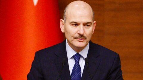 İçişleri Bakanı Süleyman Soylu'dan yangınlarla ilgili açıklama! CHP'li Özkoç görüştü