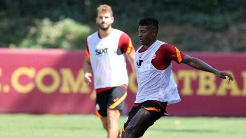 Galatasaray'da van Aanholt siftah yaptı! Taylan Antalyalı geri döndü