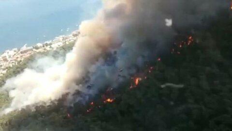 Adana'da 2 günde 20, Antalya'da 9 yangın! Yangınlarda son durum