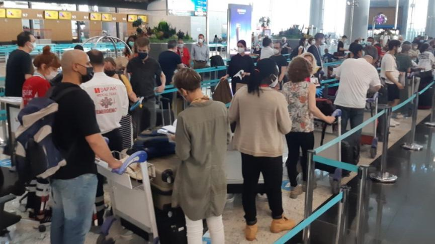 190 Avustralyalı yaklaşık 1 yıl sonra ülkelerine dönüyor