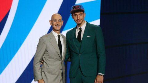 Alperen Şengün, NBA'de Houston Rockets forması giyecek