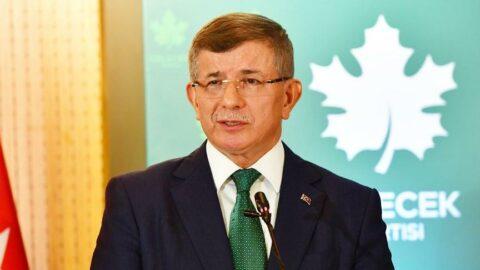 Ahmet Davutoğlu: Çok kötü bir kriz yönetimi sergileniyor