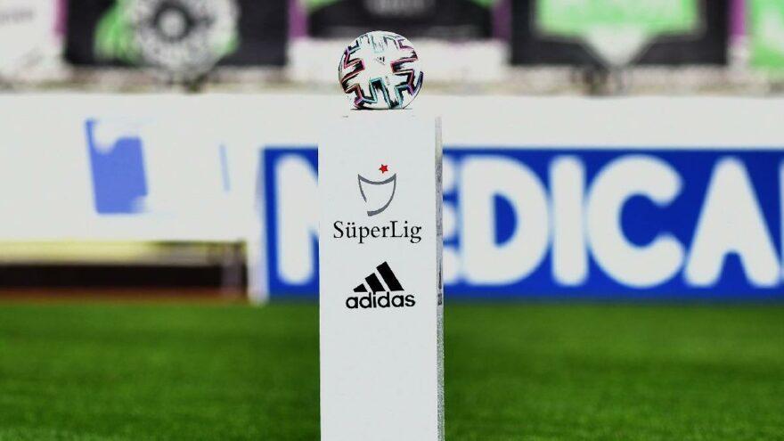 Süper Lig'de ilk 3 haftanın programı açıklandı!