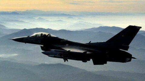 Kuzey Irak'a hava harekatı: 40'a yakın hedef imha edildi