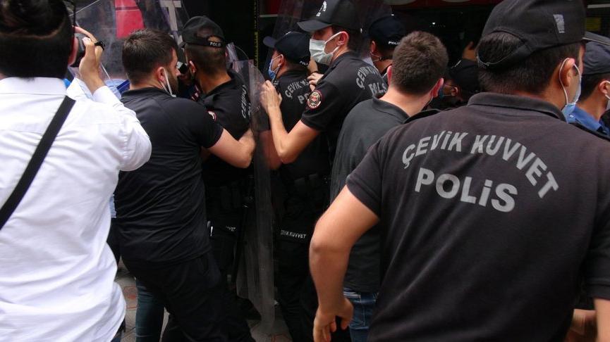Tokat'ta sahte ürün arbedesi: 5 gözaltı