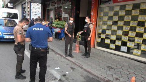 İstanbul'da emlakçıya pompalı saldırı