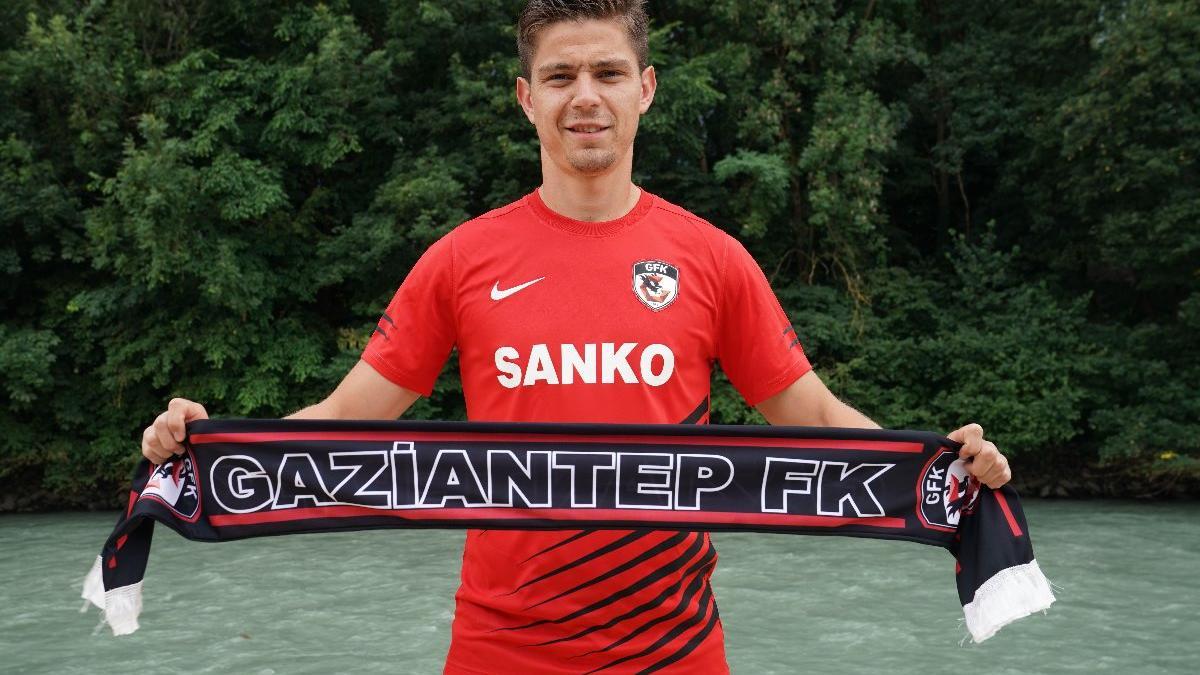 Torgeir Borven, Gaziantep FK'da