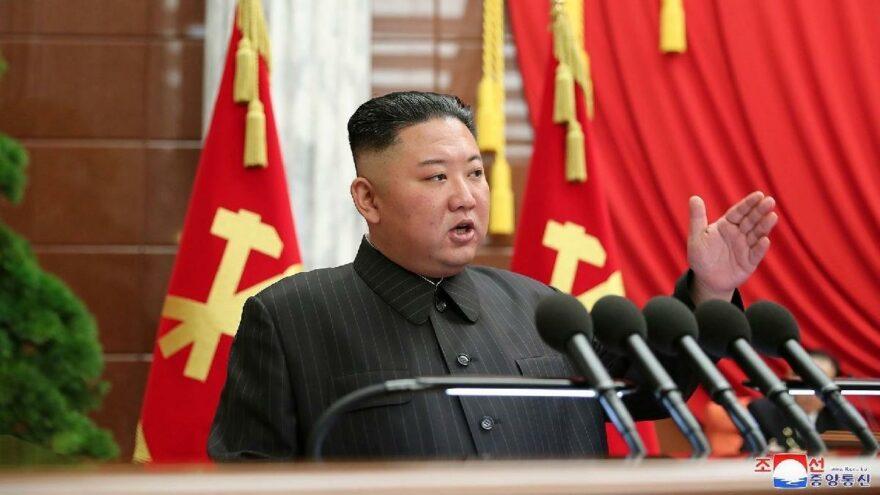 Kim Jong-un: Düşmana karşı hazırlıkları tamamlayın