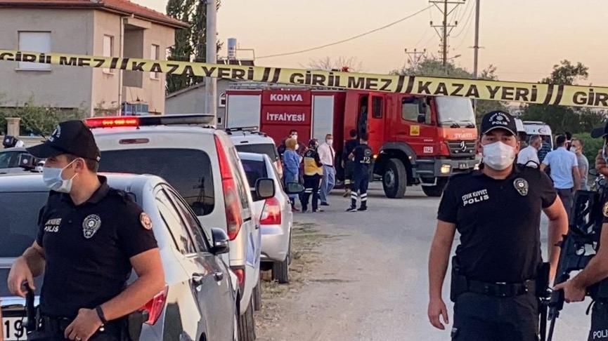 Konya'da 7 kişinin öldürüldüğü saldırıyla ilgili art arda açıklamalar! 'Cumhurbaşkanı yakından takip ediyor'