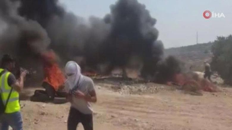 İsrail güçlerinden Filistinlilere gerçek ve plastik mermili müdahale: 178 yaralı