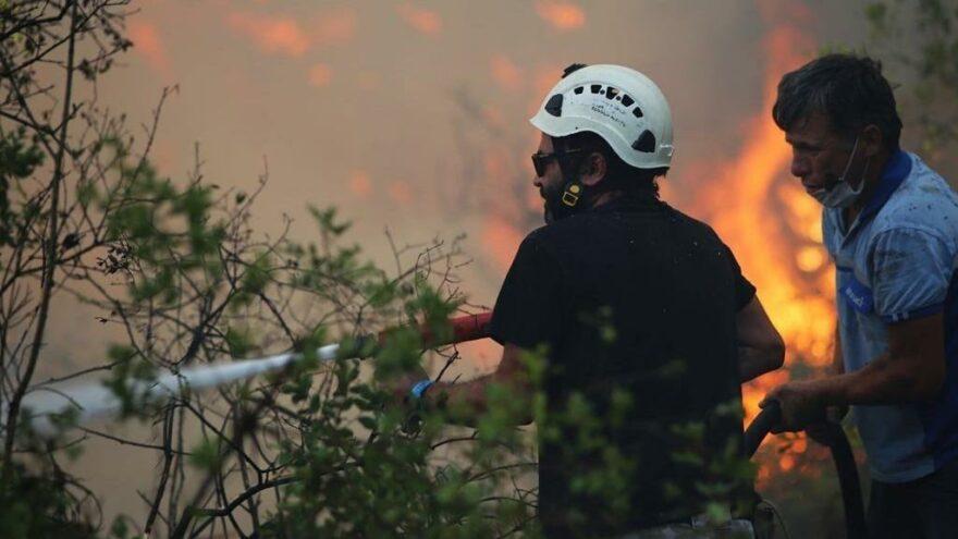 Orman yangınları son durum: 57 orman yangını kontrol altında, 14 yangın devam ediyor
