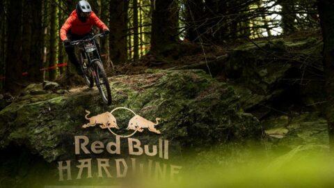 Hardline Dağ Bisikleti'nin kazananı Briton Bernard Kerr oldu