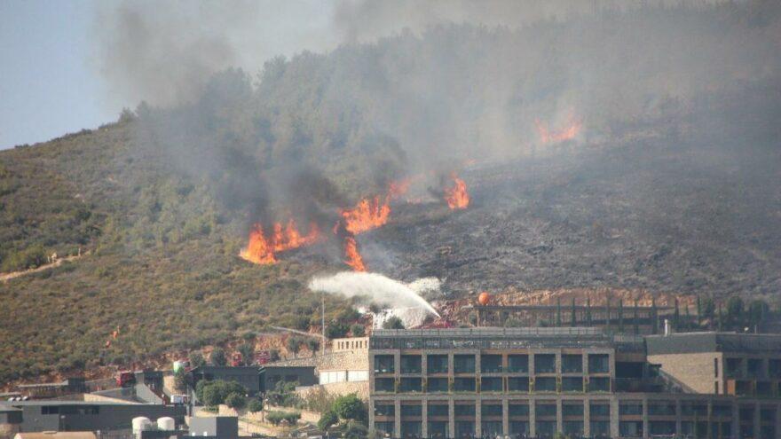 Orman yangınlarını özel ekip araştırıyor
