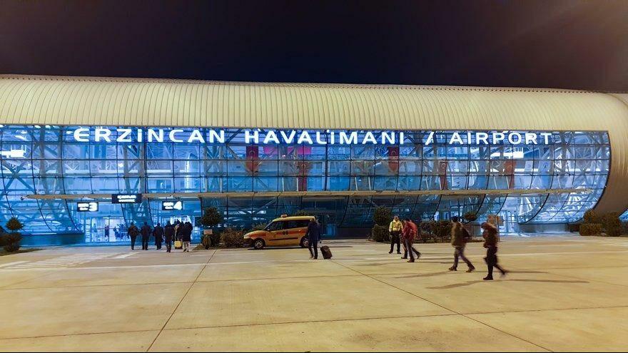 Erzincan Havalimanı'nın adı resmen değişti