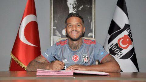 Beşiktaş beklenen transferi duyurdu: 'Hayatımda ilk kez...'