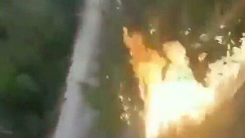 Emniyet Genel Müdürlüğü açıkladı: Görüntüler filmden alınmıştır