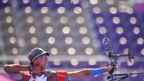 Mete Gazoz dünyanın 1 numarasını eledi